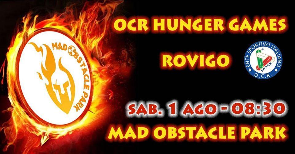 OCR Hunger Games